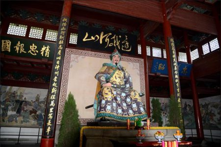 杭州岳王庙怎么样,有哪些历史典故?